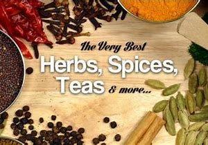 Tea, Herbs & Spices